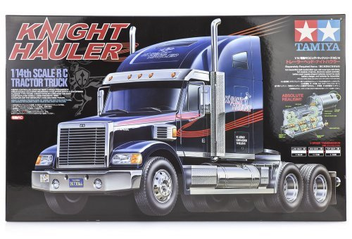 Tamiya 1/14 Knight Hauler Scaled Tractor Truck Kit #56314