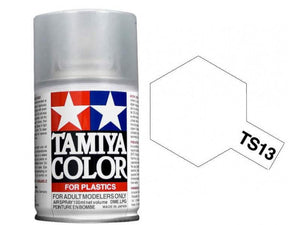 Tamiya TS-13 Clear Lacquer Spray Paint 100ml