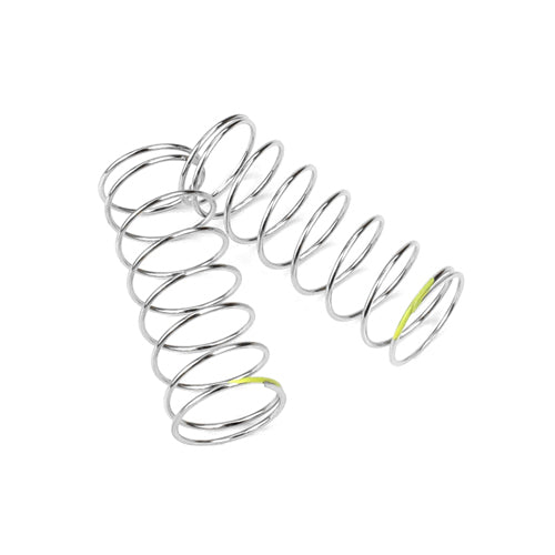 TEKNO SHOCK SPRING SET (REAR, 1.2×8.25, 2.6LB/IN, 53MM, YELLOW) #TKR6795