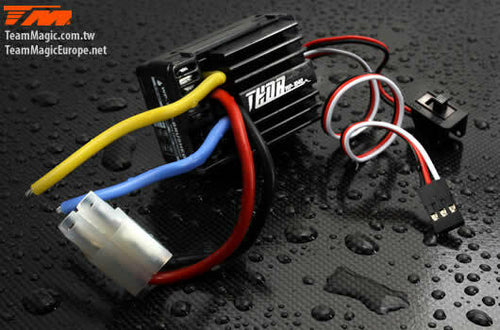 TEAM MAGIC THOR 540 100A ESC for Brush Motor #191003