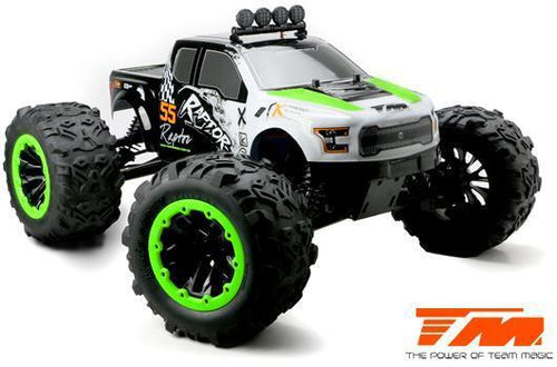 TEAM MAGIC E6 Raptor EP Monster Truck 6S