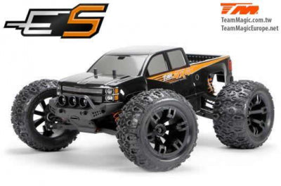 TEAM MAGIC 1/10th E5 BRUSHED monster truck