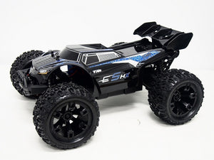 TEAM MAGIC 1/10th E5HX Monster brushless truck BLUE