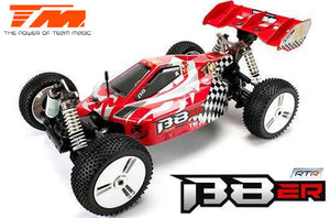 TEAM MAGIC B8ER 1/8th Electric Buggy RTR.