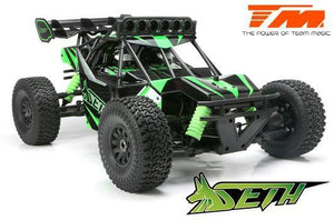 TEAM MAGIC SETH 1/8th electric Desert Buggy