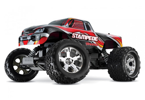 Traxxas 1/10 Stampede 2WD Electric Off Road RC Truck # 36054-1
