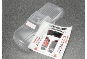 Traxxas Stampede Clear Unpainted Body Shell #3617