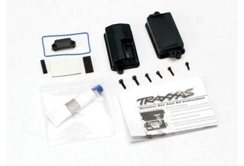 Traxxas Sealed Receiver Box Set #3628