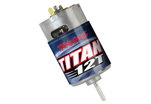 Traxxas Titan 550 Size 12 Turn Brushed Motor #3785
