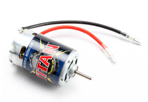 Traxxas Titan Reversed 550 Size 21 Turn Brushed Motor 3975R