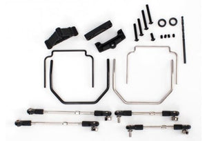 #5498 Traxxas Front & Rear Revo Sway Bar Kit w/ Adjustable Linkage
