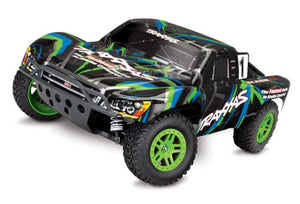 Traxxas 1/10 Slash 4x4 Electric Off Road Electric Brushed RC Short Course Truck #68054-1