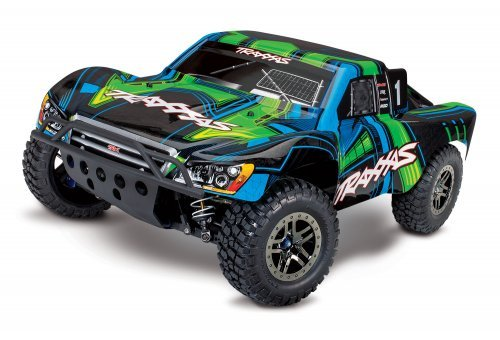 Traxxas 1/10 Slash 4x4 Ultimate Electric Brushless RC SCT w/ TSM (No Battery) #68077-4