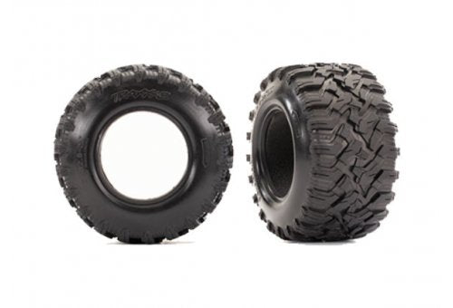 Traxxas 2.8/3.7 MAXX TIRES (2PCS) #8970