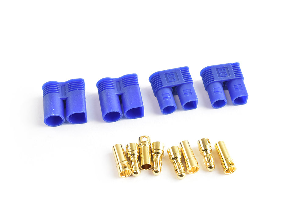 TORNADO RC EC3 3.5mm plug(Male&Female) 2pairs/bag