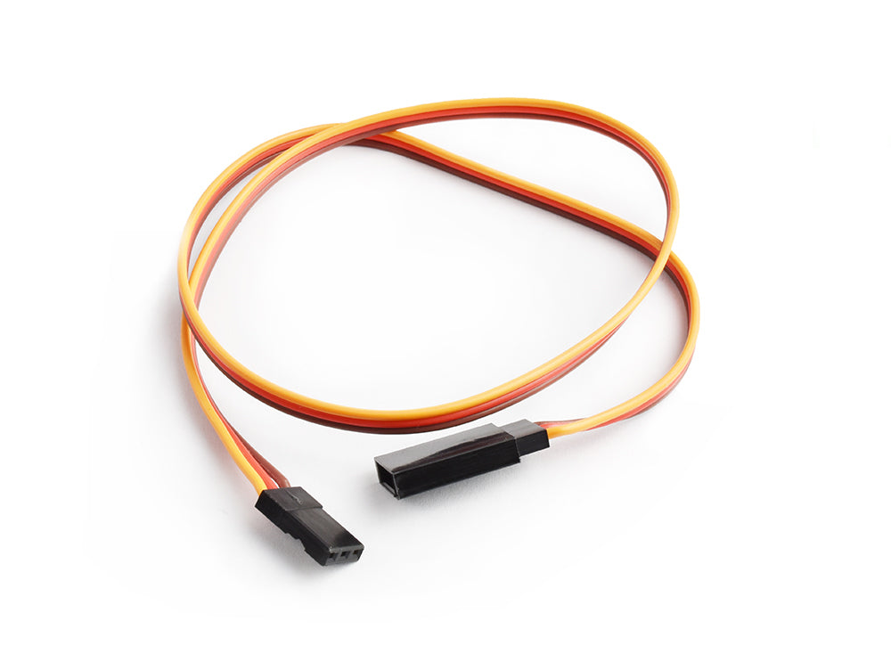 TORNADO RC 45cm 22AWG JR straight Extension wire
