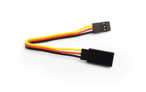 TORNADO RC 10cm 22AWG Hitec straight Extension wire
