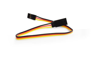 TORNADO RC 20cm 22AWG Hitec straight Extension wire