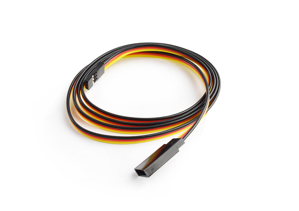 TORNADO RC 90cm 22AWG Hitec straight Extension wire