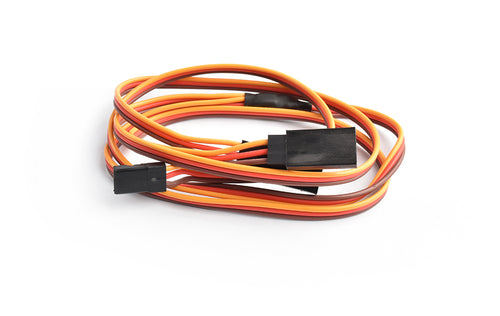 TORNADO RC 60cm 22AWG JR straight Y Extension wire