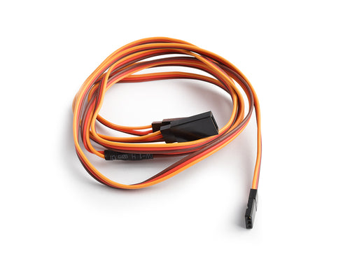 TORNADO RC 90cm 22AWG JR straight Y Extension wire