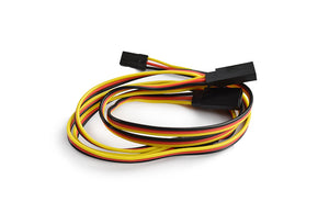 TORNADO RC 60cm 22AWG Hitec straight Y Extension wire