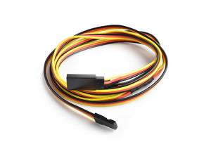 TORNADO RC 90cm 22AWG Hitec straight Y Extension wire