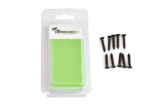 TORNADO RC 3X30MM SELF TAPPER SCREW 10 PER PACK