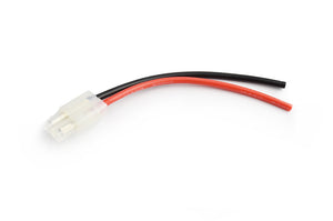 Tornado Rc Male Tamiya with 10cm 14AWG silicone wire