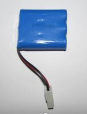 1/12 9.6v Battery 800mah # TRC-9115-DJ02