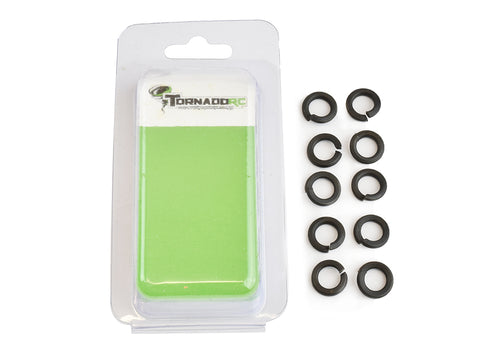 TORNADO RC M5 SPRING WASHER 10 PER PACK