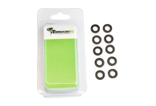 TORNADO RC M6 STD WASHER 10 PER PACK