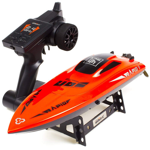 UDIRC RC Boat UDI009 2.4Ghz Remote Control High Speed Electronic Racing Boat