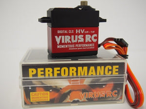 Virus Rc CLS6224CHV High Voltage 24kg Digital Sero #VRSCLS6224CHV