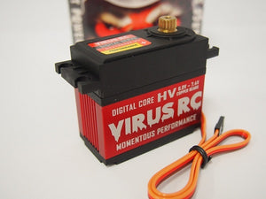 VIRUS RC DCS16942CHV High Volt1/5th 42kg servo