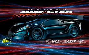 XRAY GTX8.3 - 1/8 LUXURY NITRO ON-ROAD GT CAR - XY350502