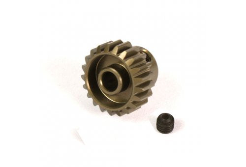 Yeah Racing Aluminium 7075 Hard Coated 21T 48dp Pinion Gear