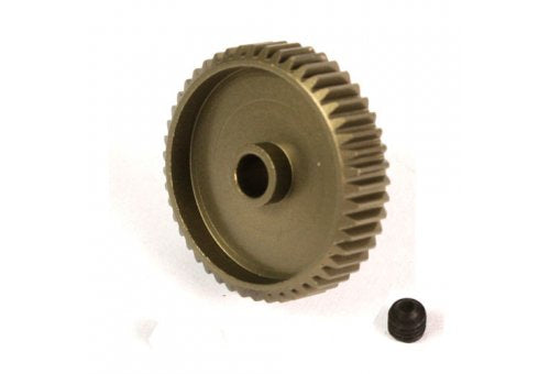 Yeah Racing Aluminium 7075 Hard Coated 47T 64dp Pinion Gear