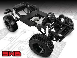"RC4WD Trail Finder 2 Truck Kit ""SWB"""