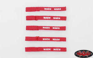 RC4WD Warn Winch Pull Tags