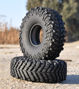 "RC4WD Mickey Thompson 1.9"" Baja Claw TTC Scale Tires (2 tires)"