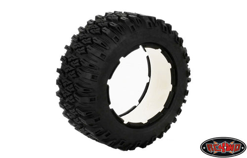 RC4WD Mickey Thompson Baja MTZ tires for HPI Baja 5T,5SCT and Losi Five-T