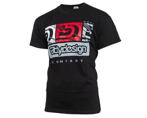 Bittydesign V2 Factory T-Shirt (Black) (XL)