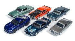 1:64 AUTOWORLD PREMIUM ASSORT(INC 6CARS)