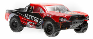 DHK HUNTER 1:10 SCT, B/LESS 4WD NOW W/CHGR DHK8331