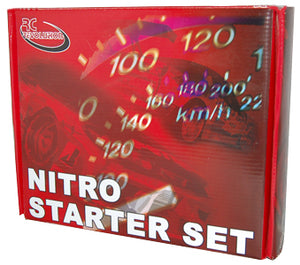 Redback Racing STARTER KIT, INC. GLO STARTER/CHARGER
