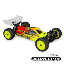 JCONCEPTS S2 - B64 | B64D body w/ Aero wing #JC0316