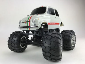 CEN RACING 1:12 FIAT ABARTH 595 Q-SERIESRTR MONSTER TRUCK