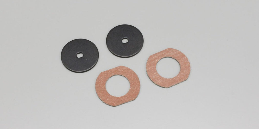 Kyosho Fa212 SLIPPER Plate Set Rage Ve