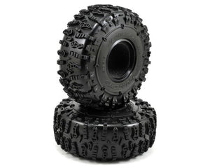 "JConcepts Ruptures 2.2"" Rock Crawler Tires (2) (Green) #JC3036-02"